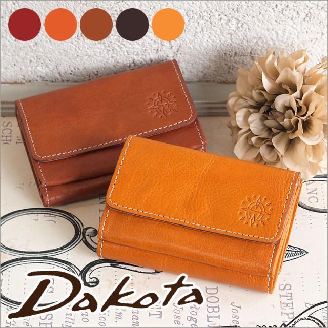 ダコタ Dakota 三つ折り財布 財布 フォンス 00358...