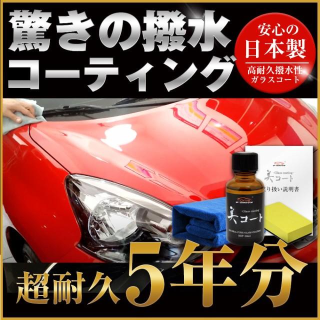 【E-Drive】ガラスコーティング剤 車 ガラスコー...