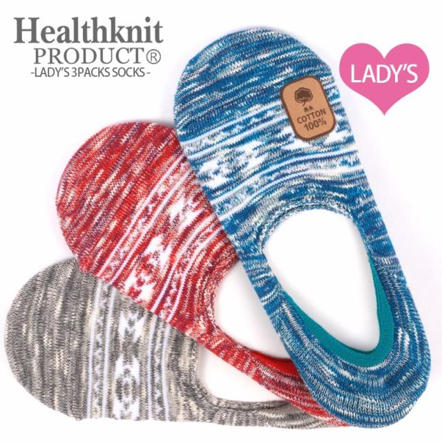 ヘルスニット 靴下 Healthknit Product レディー...