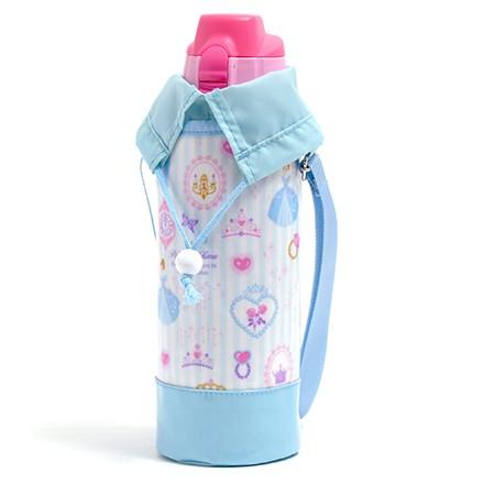 水筒カバー ラージタイプ  プリンセスドレスで彩...
