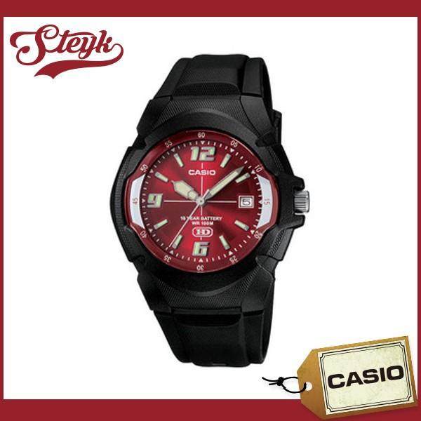 CASIO カシオ 腕時計 MW-600F-4A チープカシオ ア...