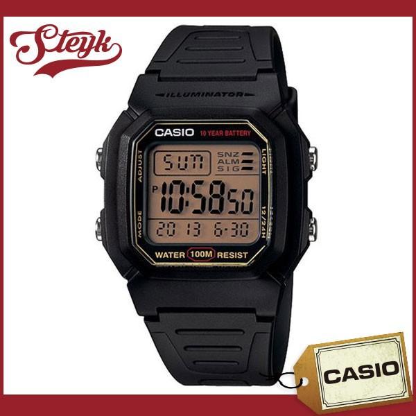 CASIO カシオ 腕時計 デジタル W-800HG-9  メンズ...