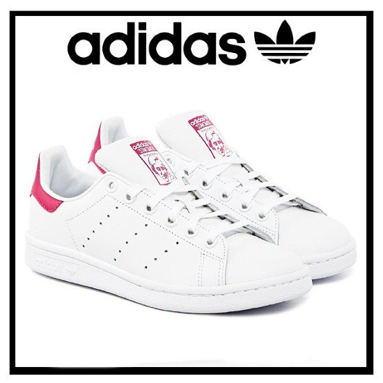 レディースサイズ adidas (アディダス) STAN SM...