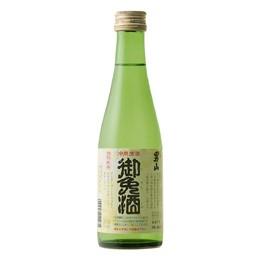 清酒 男山 特別純米 御免酒 300ml