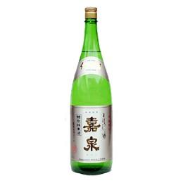 清酒 嘉泉 特別純米「幻の酒」 1800ml 日本酒