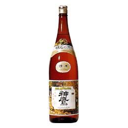 【送料無料】清酒 神鷹 1800ml 日本酒