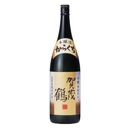 清酒 賀茂鶴 本醸造 辛口 1800ml 日本酒