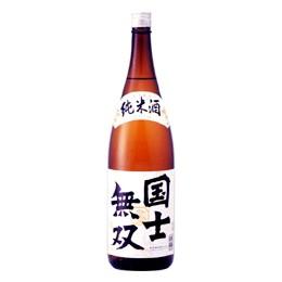 清酒 国士無双 純米酒 1800ml