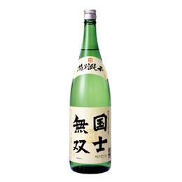 清酒 国士無双 烈 特別純米酒 1800ml
