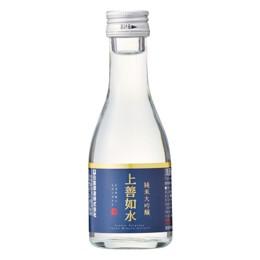 清酒 白瀧 上善如水 純米大吟醸 180ml 日本酒...