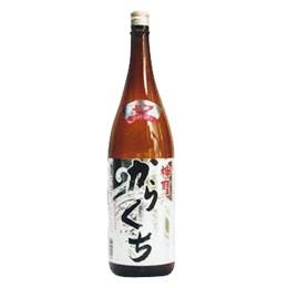 清酒 神聖 金印 辛口 1800ml