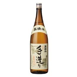 清酒 高清水 精撰本醸造「手造り」 1800ml
