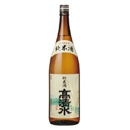 清酒 高清水 酒乃国「純米酒」 1800ml