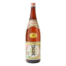 【送料無料】清酒 司牡丹 上撰金凰 本醸造 18...