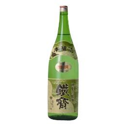 清酒 特撰 本醸造 鉄斎 1800ml 日本酒