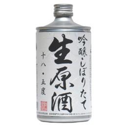 清酒 鳴門鯛 吟醸しぼりたて 生原酒 720ml 日本酒