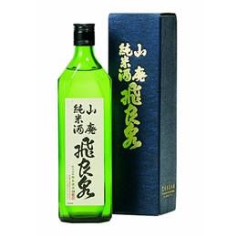 清酒 飛良泉 山廃純米酒 720ml