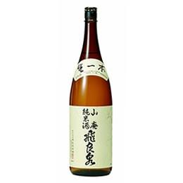 清酒 飛良泉 山廃純米酒 1800ml