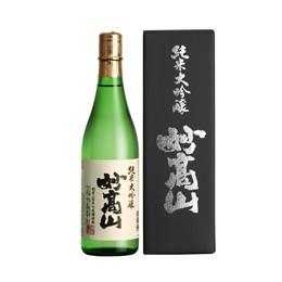 清酒 妙高山 純米大吟醸 (贈答箱入) 720ml 日本酒