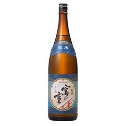 清酒 宮崎本店 宮の雪 純米酒 1800ml