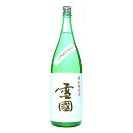 清酒 雪國 特別純米酒 1800ml