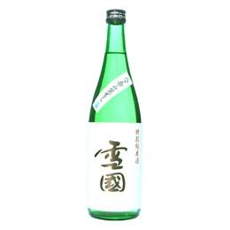 清酒 雪國 特別純米酒 720ml