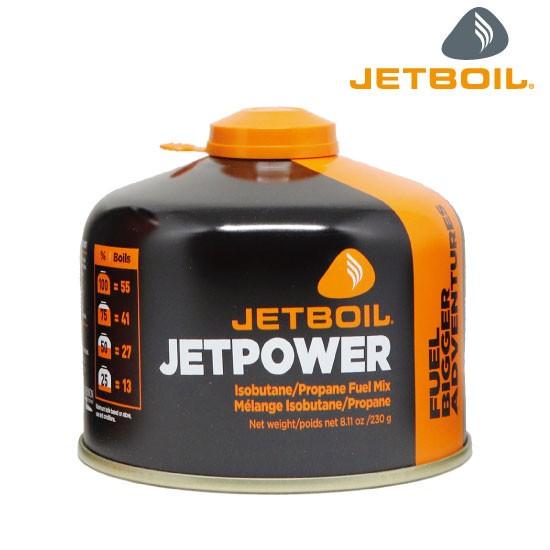 ジェットボイル ジェットパワー230G 1824379 ガス...