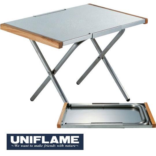 ユニフレーム テーブル 682104 焚き火テーブル サ...