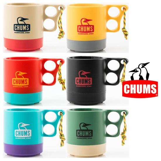 チャムス キャンパーマグカップ CH62-1244 Camper...