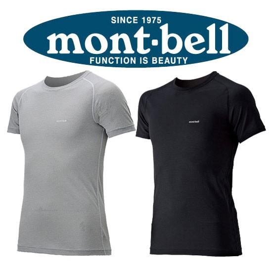 モンベル アンダーウェア メンズ/男性用 1107484 ...