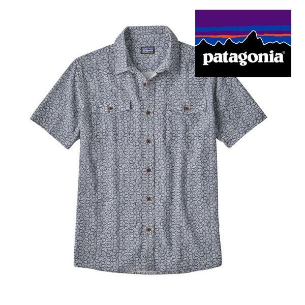 パタゴニア メンズ ステアーズマン シャツ 52931 ...