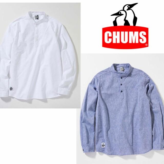 チャムス ハリケーンシャツ CH02-1076 メンズ/男...