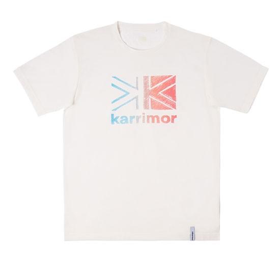 カリマー グラデーション ロゴ ティー KRM2192 メ...