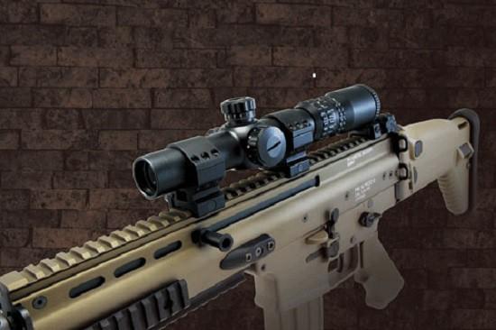 ノーベルアームズ 新型 TAC ONE 12424IR ライフル...