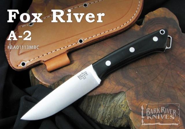 Bark River / バークリバーナイフ #BA01113MBC F...