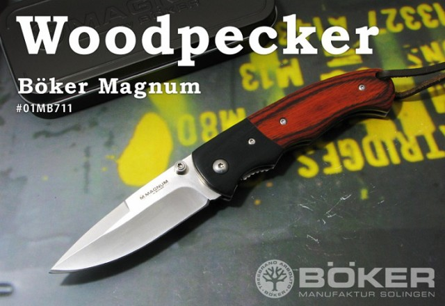 【日本正規品】BOKER Magnum/ボーカー マグナム #...