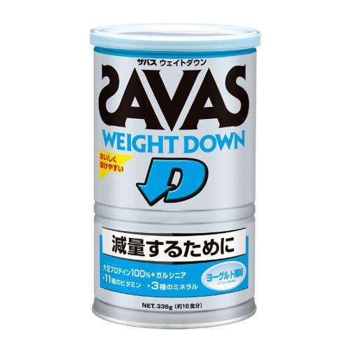 ザバス(SAVAS) ウエイトダウン ヨーグルト風味 33...