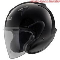 アライヘルメット MZ-F グラスブラック 55-56