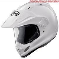 アライヘルメット TOUR CROSS 3 グラスホワイト 5...