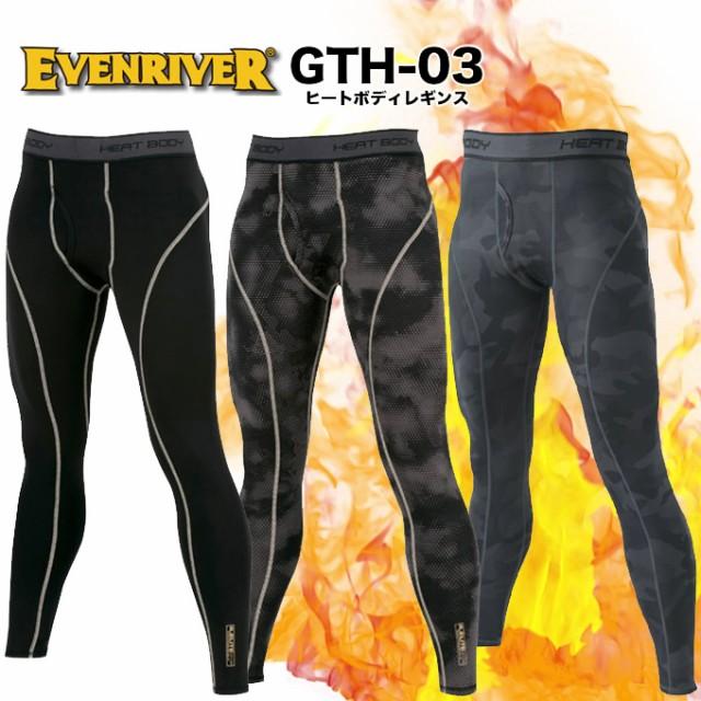 【送料無料】イーブンリバー EVENRIVER GTH-03 ヒ...