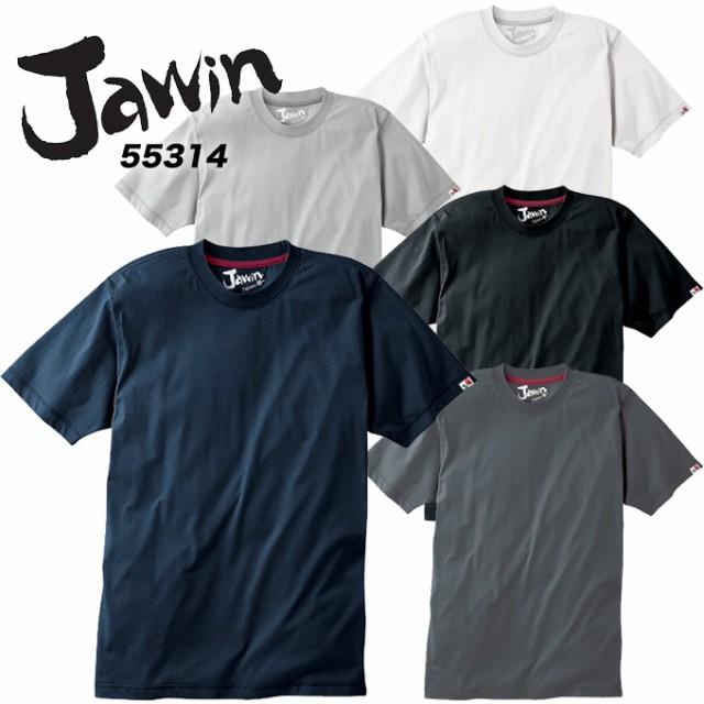 ジャウィン JAWIN【春夏】吸汗速乾 半袖Tシャツ 5...