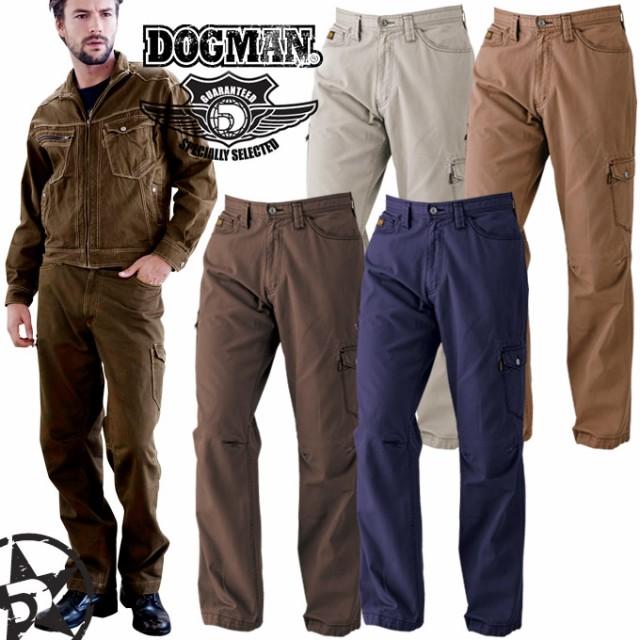 ドッグマン DOGMAN カーゴパンツ 8215 プロフェッ...