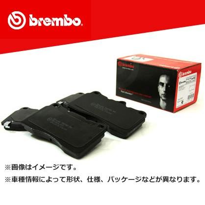 brembo ブレンボ ブレーキパッド  フロント ブラ...