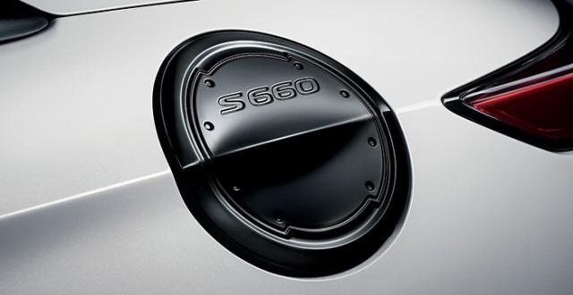 HONDA ホンダ 純正 S660 フューエルリッド 2017.1...