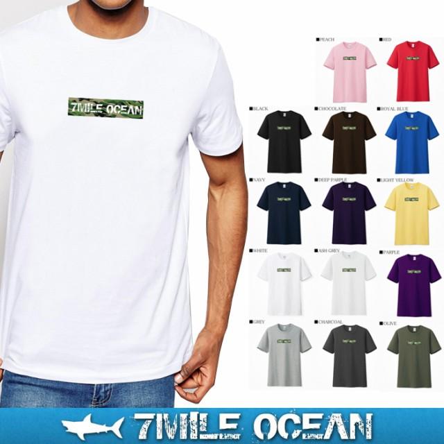 メール便 送料無料 7MILE OCEAN メンズ 半袖 Tシ...