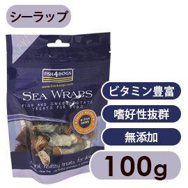 フィッシュ4 Fish4  シーラップ 100g  Fish4/ドッ...