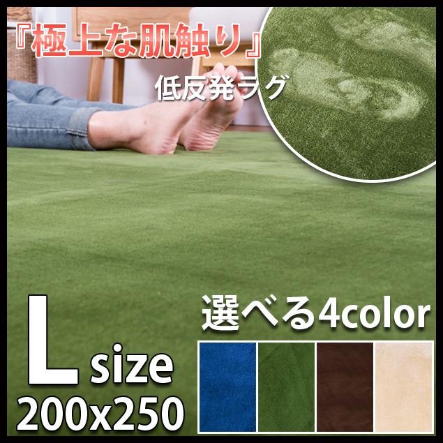 【時間限定】低反発 ラグ 低反発 ラグマット ラグマット 低反発 厚手 極厚20mm 200×250 3畳 洗える ラグマット ホットカ