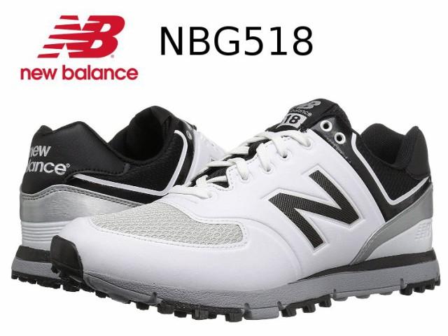ニューバランス NBG518 スパイクレス ゴルフシュ...