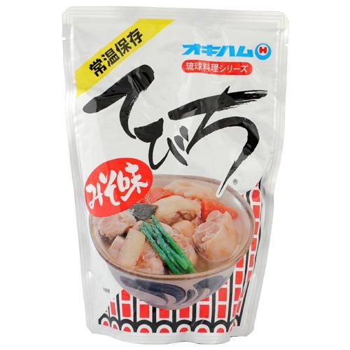 オキハム てびち 琉球料理シリーズ 400gコラーゲ...