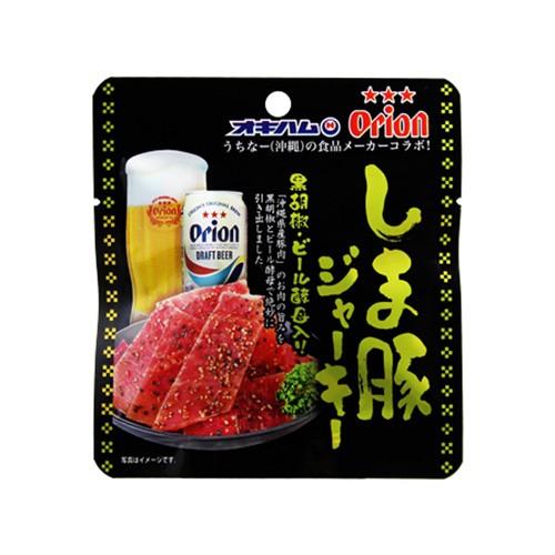オリオンビールしま豚ジャーキー (小)|オキハ...